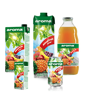 Aroma Mixed Fruit Nectar with Multivitamin