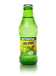Apple Flavored With Mineral Carbonated Drink